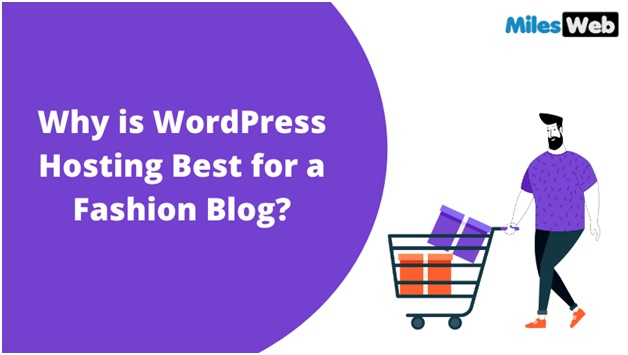How is MilesWeb WordPress Hosting the Best for Your Fashion Blog