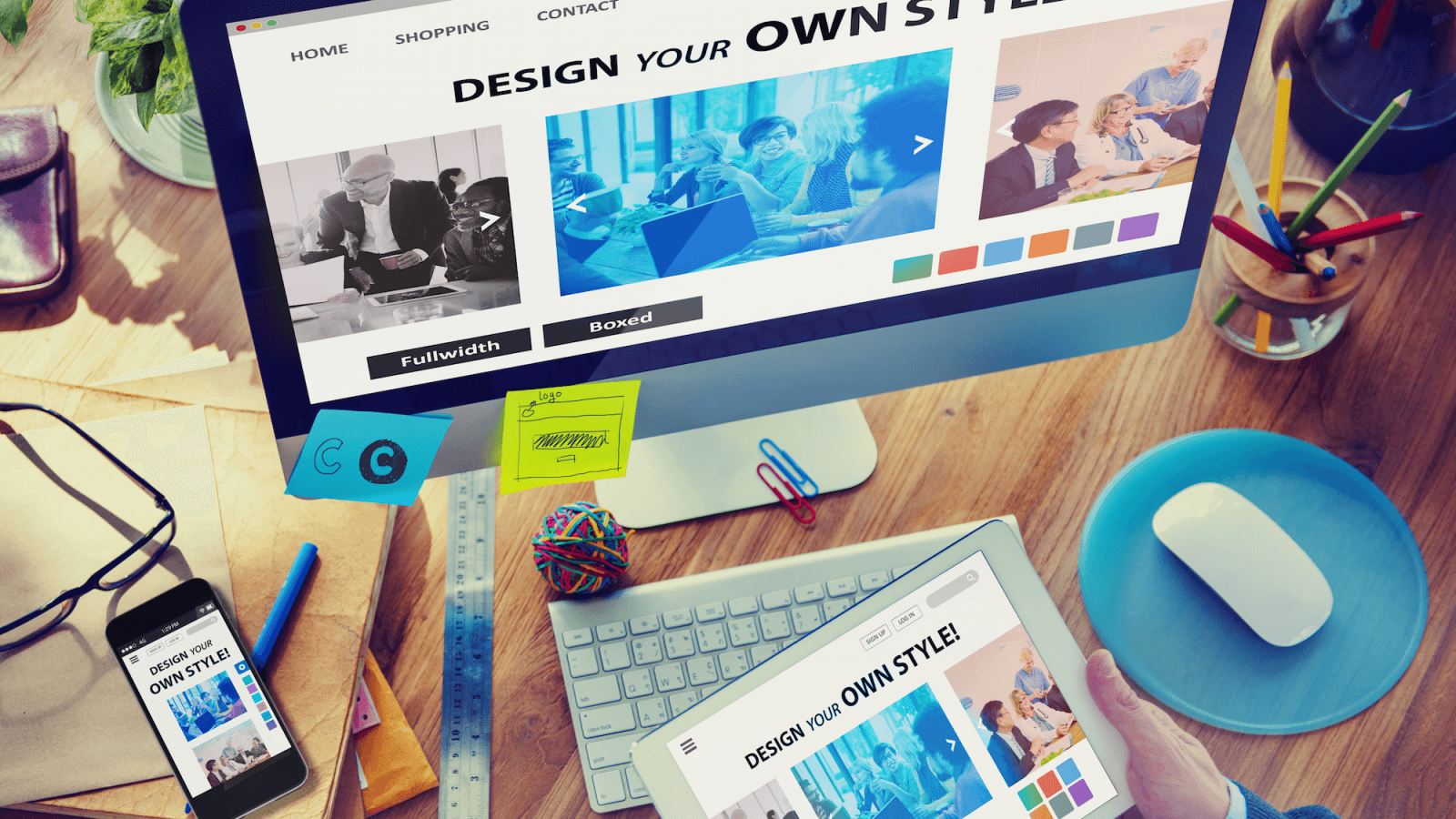 Always Choose The Experienced Web Design Partners